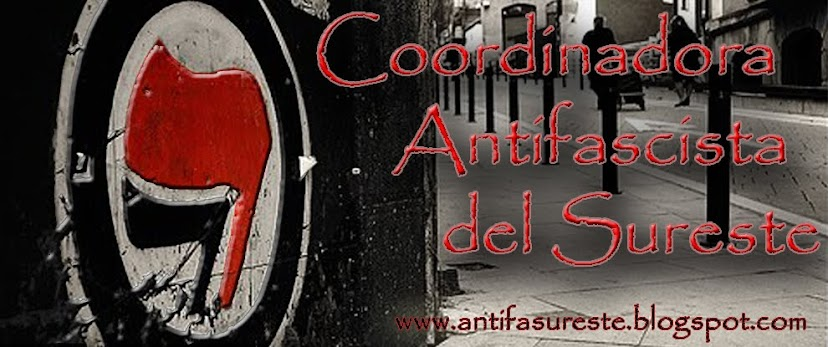 Coordinadora Antifascista del Sureste
