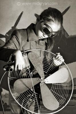 Propellor Girl