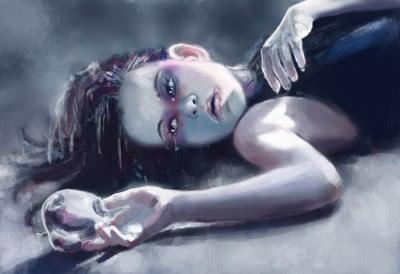 Død snehvide og forgiftet æble -- FTC - Snow White by cypherx
