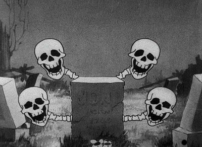 Ub Iwerks & Walt Disney: The Skeleton Dance