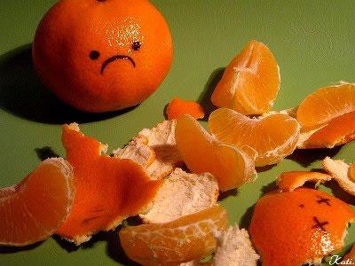 Suicide orange