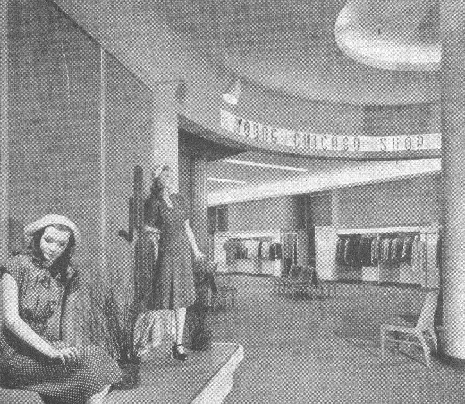 Remembering Marshall Field S Pacesetter Shop