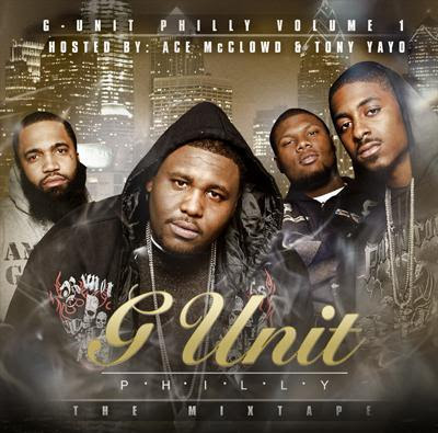 gunit G-Unit Philly Mixtape