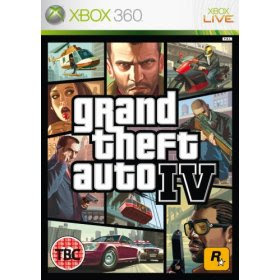 gta4 Grand Theft Auto IV Shatters Sales Records
