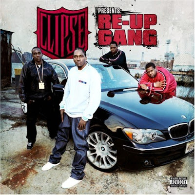 15hzqy8 The Clipse Present Re-Up Gang - Re-Up Gang