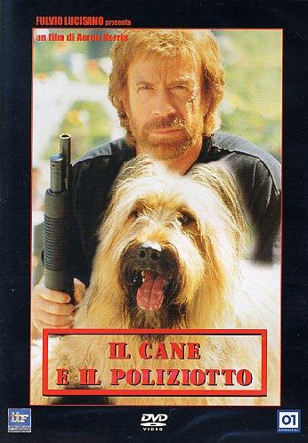 Ultimo spettacolo focus on chuck norris il cane e il for Razza del cane di tequila e bonetti