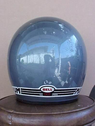 Bell Motorcycle Helmet >> IKAN LEMAS: VTG BELL MAGNUM LTD MOTORCYCLE LIMITED HELMET