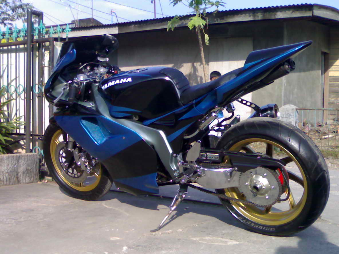 AUTOMOTIVE MOTORCYCLE: Modifikasi 2010 Indonesia