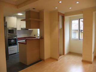 espacios pequeños coquetos,diseño de interiores