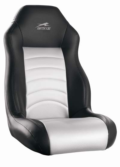 NEW HIGH-BACK PROWLER SUSPENSION SEAT FROM ARCTIC CAT - UTV