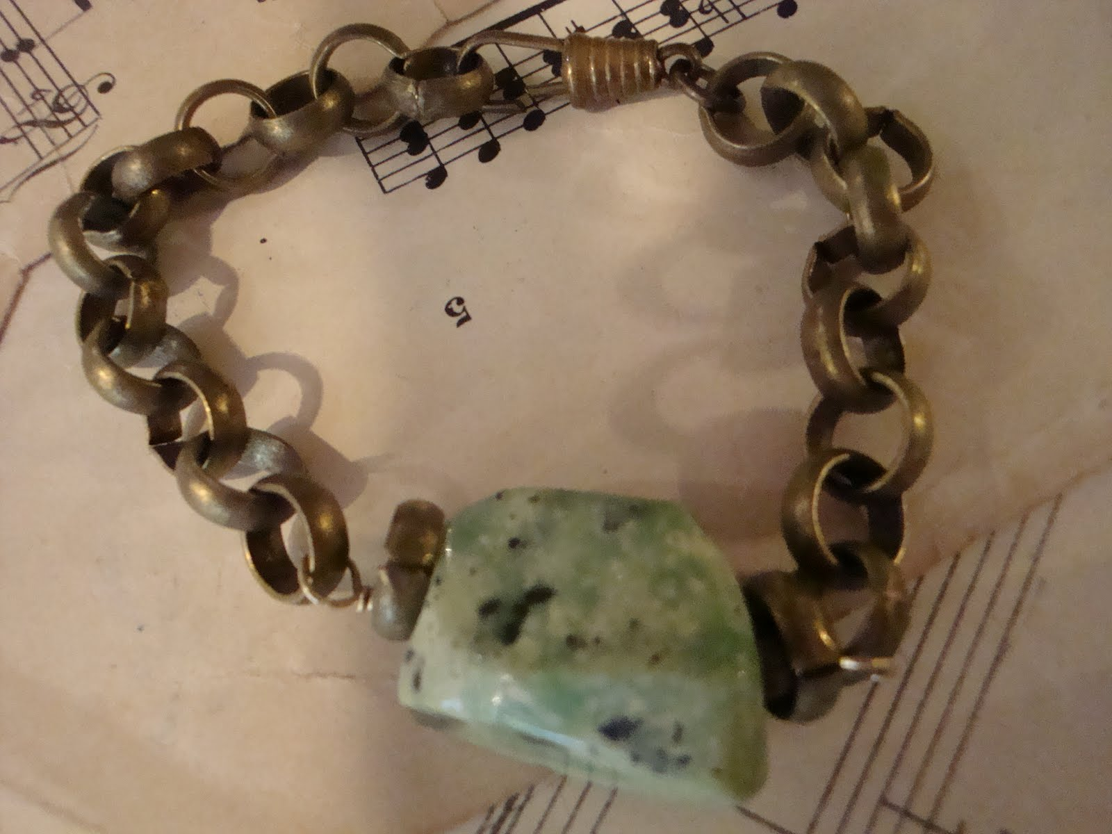 Jewelry Jewelry Made With Precious Stones And Vintage