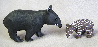Tapir And Friends Animal Store Realistic Stuffed Animals
