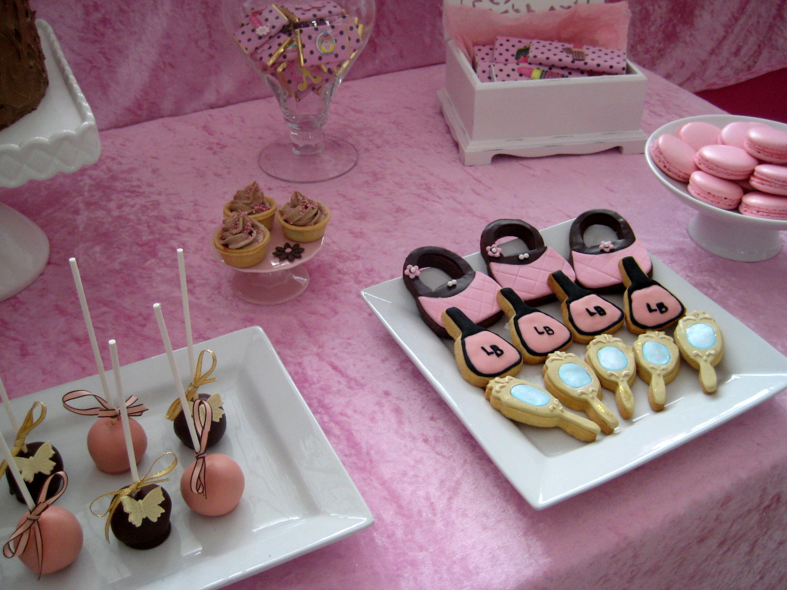 Dessert and Candy Buffet - 2018 Dessert Table Packages ... |Sweet Treats Party Table