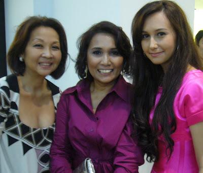 Sasha Bashir: GLAM anniversary event - Melium Galleria KLCC