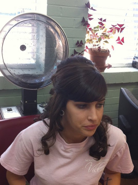 hairstyles maid of honor