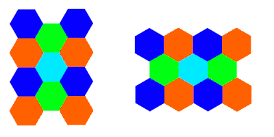 A Method for Isometric Hexagonal Grids | Indie Java Games