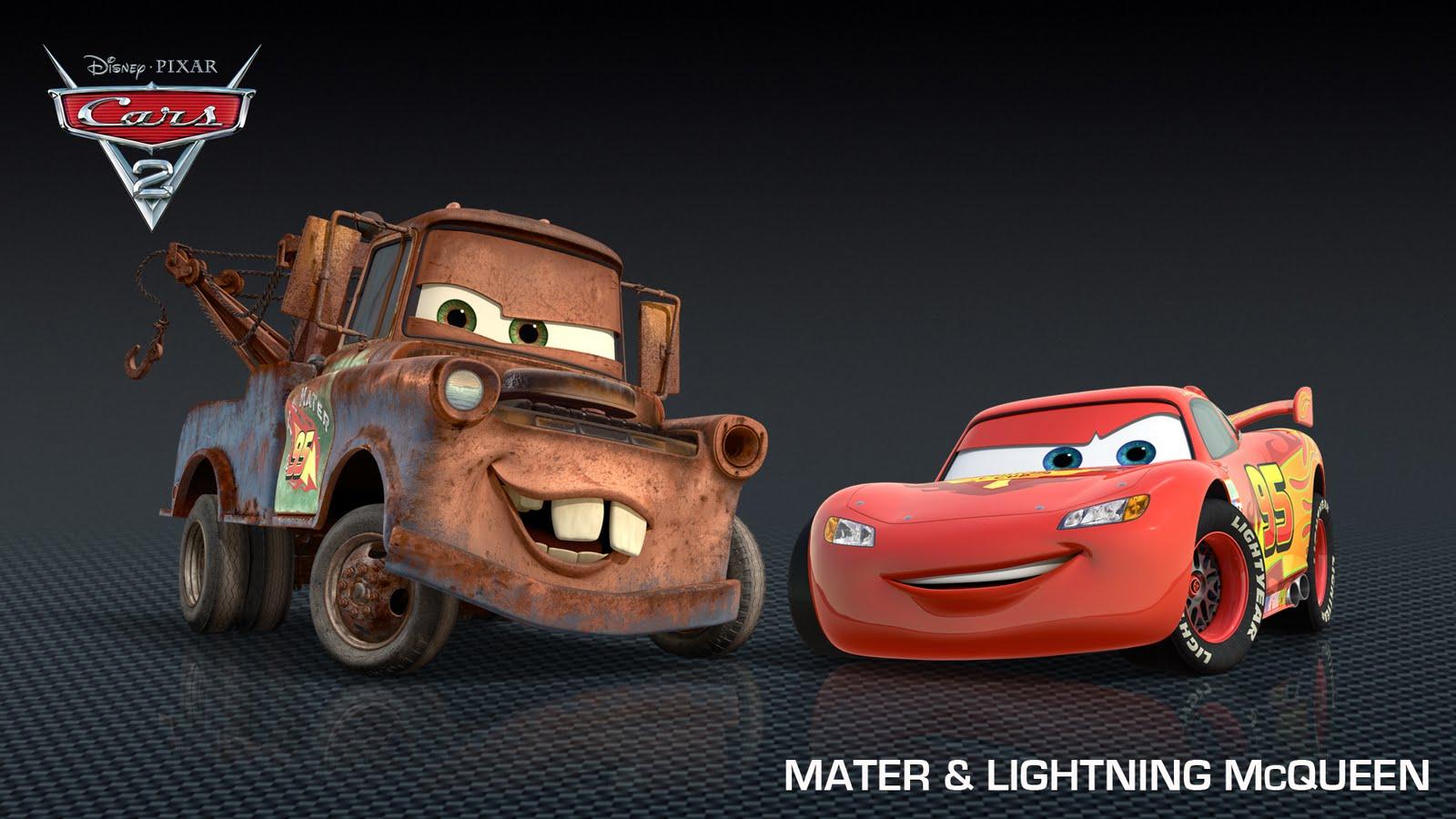 Pixar Corner: Cars 2 Character Profiles!