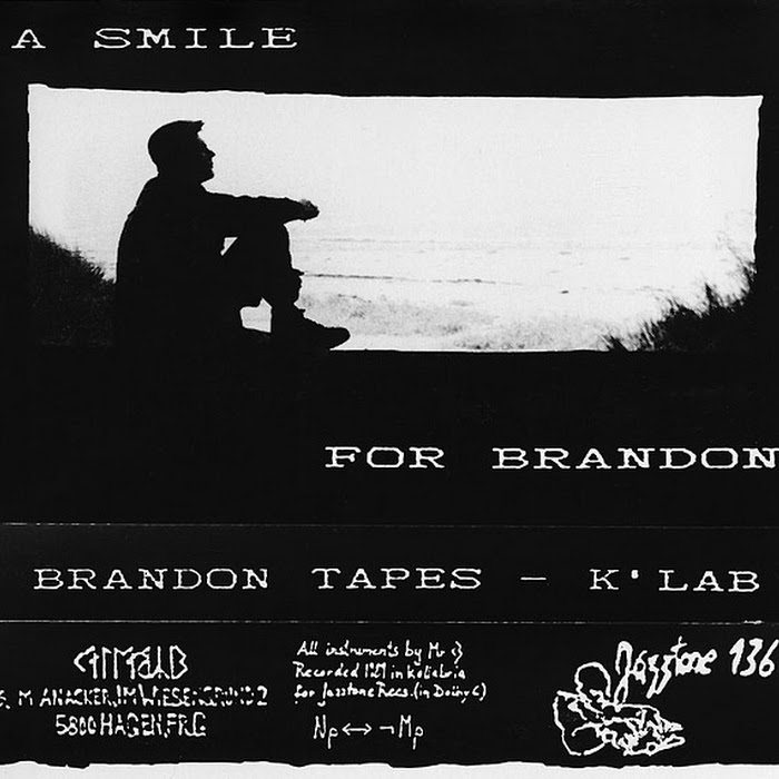 """Kallabris - A Smile For Brandon, Tape  + Considération Sur / Sous Le Café, 7"""" (2001)"""