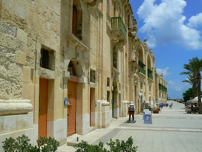 Imagini Malta: baruri in Floriana