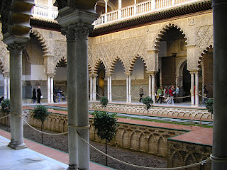 Obiective turistice Andaluzia: Alcazar Sevilla