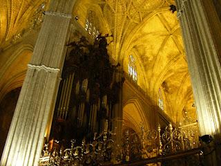 Catedrala din Sevilla