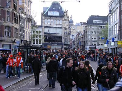 Centrul Amsterdamului