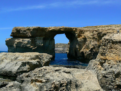 Imagini Malta: Fereastra Albastra Gozo