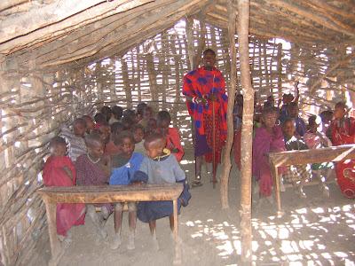 Scoala masai