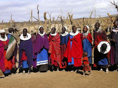 Femei masai