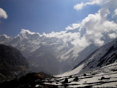 Imagini Annapurna in Nepal