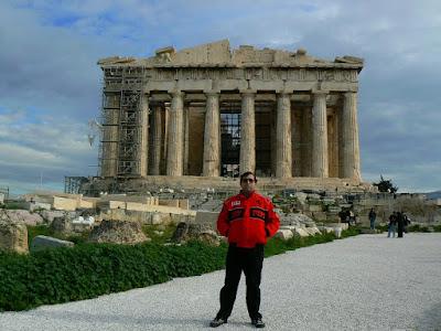 Imagini Grecia: Parthenon in Atena