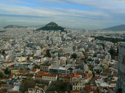 Panorama Atena
