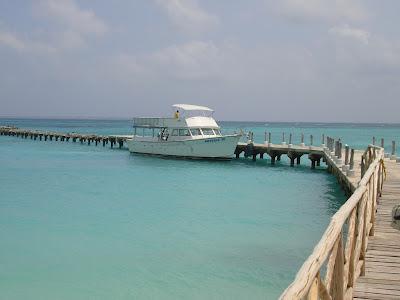 Imagini Cancun: portul pentru Isla Mujeres