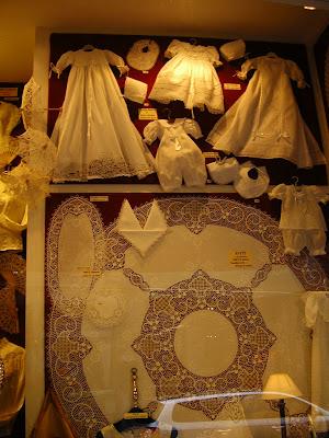 Suveniruri Bruges: dantela flamanda