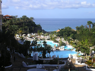 Piscina hotel Playa