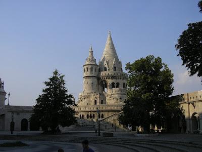 Obiective turistice Ungaria: Bastionul Pescarilor