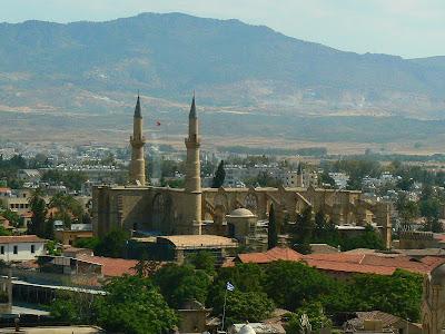 Obiective turistice Cipru: Moscheea din Nicosia