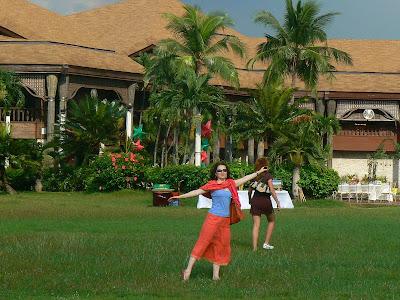 Coconut Palace, palatul Imelda Marcos