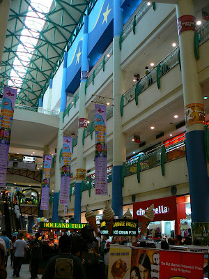 Cumparaturi Manila: Mall Robinson