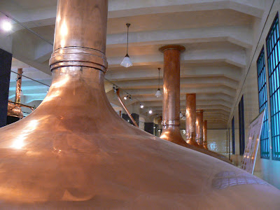 Obiective turistice Cehia: cazane fiert bere pils Plzen