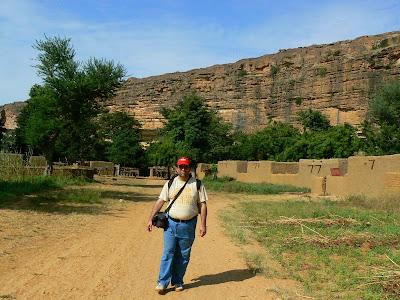 Imagini Mali: trekking prin Pays Dogon
