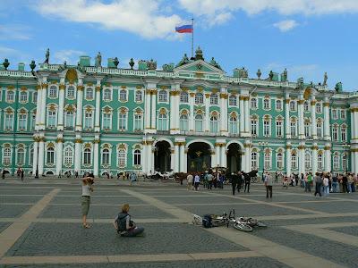 Imagini Sankt Petersburg: Palatul Ermitaj