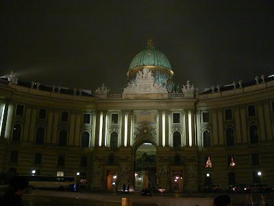 Obiective turistice Austria: Palatul Hofburg Viena