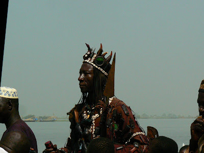 Eveniment Mali: concurs pirogi Mopti, vanatori
