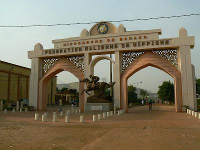 Imagini Mali: hipodrom Bamako