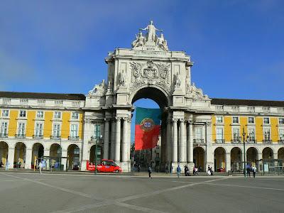 Imagini Portugalia: Praca do Comercio