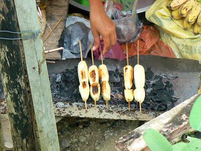 Imagini Filipine: banane prajite