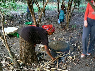 Imagini Etiopia: injera