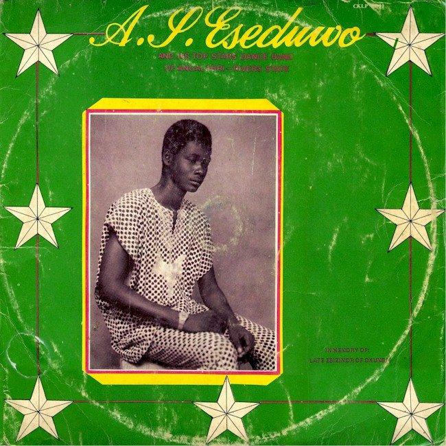 Likembe: Awijiri: Ijaw Music from the Niger River Delta