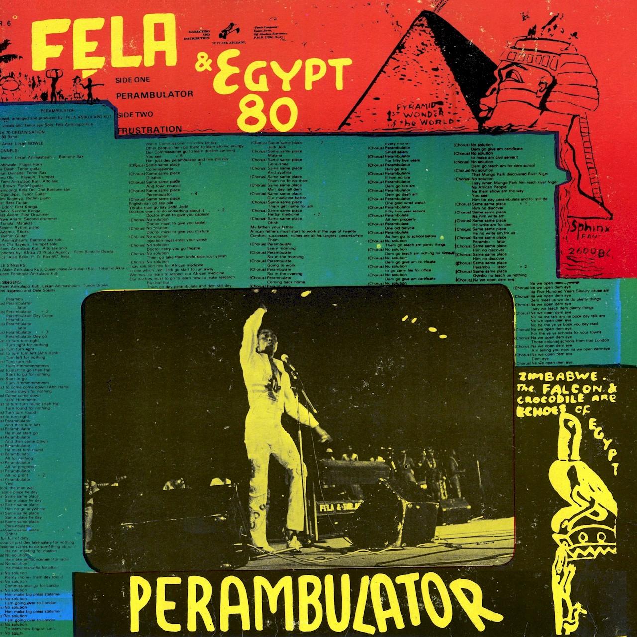 Likembe: Fela
